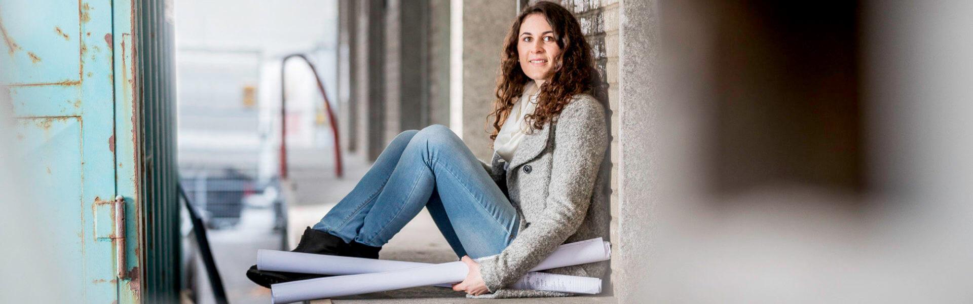 Wirtschaftsinformatikerin Fachausweis Studentin Ausbildung